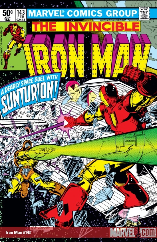 Iron Man (1968) #143