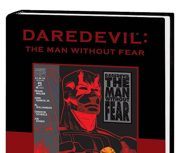 DAREDEVIL: THE MAN WITHOUT FEAR PREMIERE HC #0