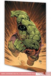 Marvel Adventures Hulk Vol. 4: Tales to Astonish (Digest)