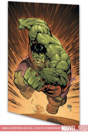 Marvel Adventures Hulk Vol. 4: Tales to Astonish (Digest)
