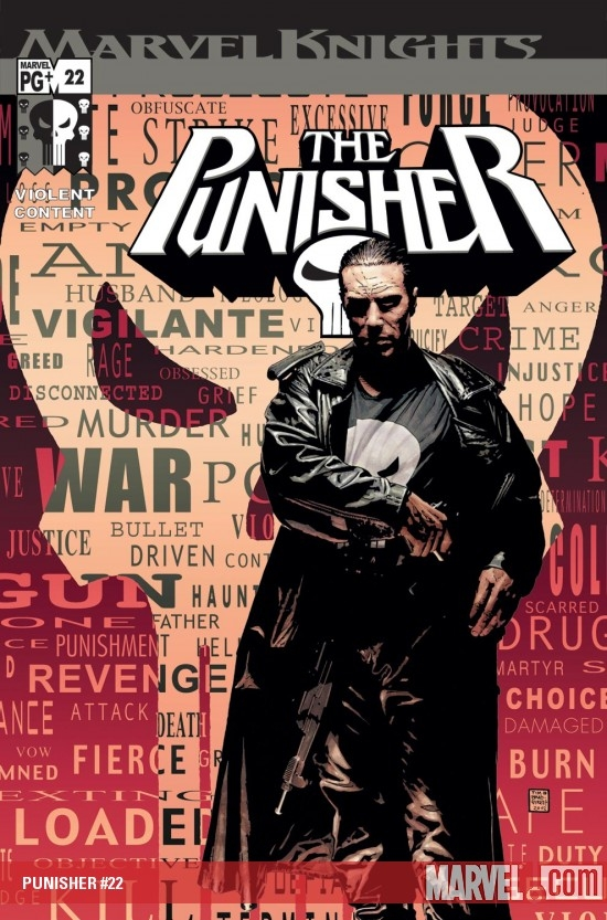 Punisher (2001) #22