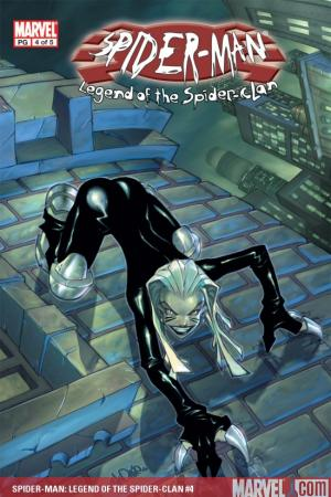 Spider-Man: Legend of the Spider-Clan #4