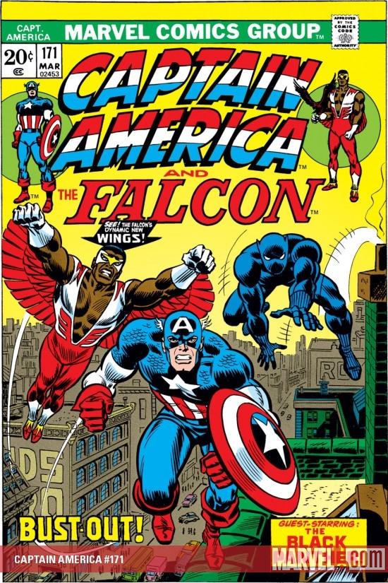Captain America (1968) #171