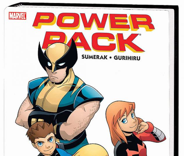 POWER PACK VOL. 1 #0