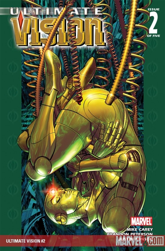 Ultimate Vision (2006) #2
