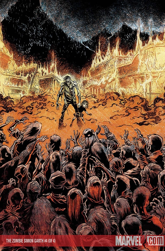 The Zombie: Simon Garth (2007) #4