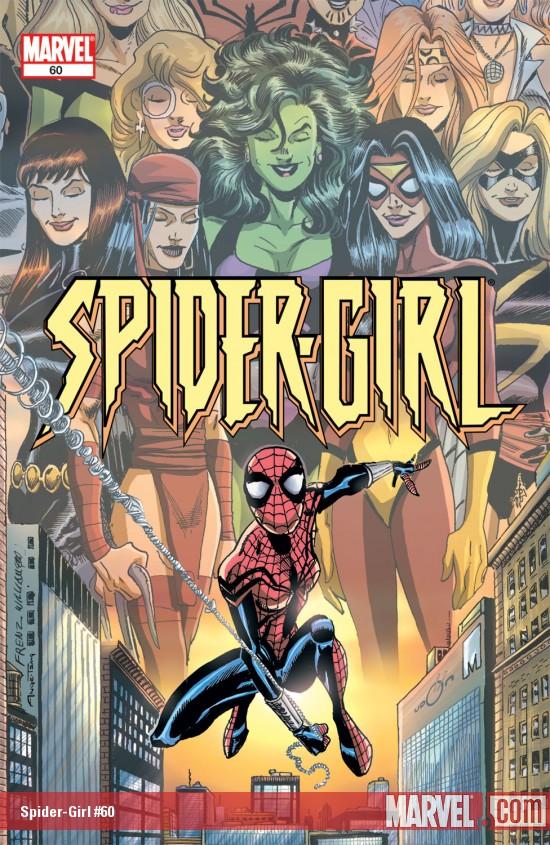 Spider-Girl (1998) #60
