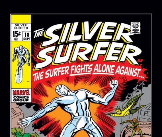 SILVER SURFER #18