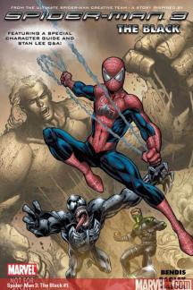 Spider-Man 3: The Black #1