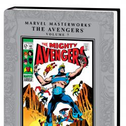 MARVEL MASTERWORKS: THE AVENGERS VOL. 7 #0