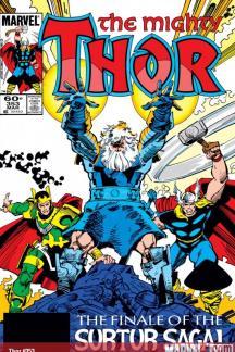 Thor (1966) #353