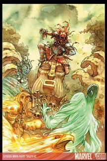 Spider-Man Fairy Tales #2