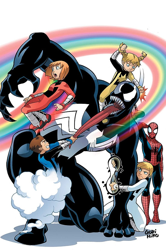 Spider-Man and Power Pack (2007) #3