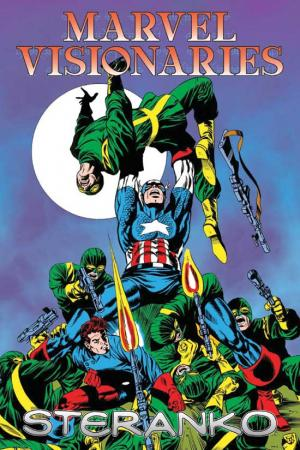 MARVEL VISIONARIES: JIM STERANKO TPB (Trade Paperback)
