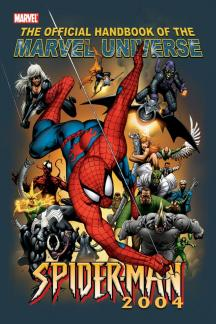 Official Handbook of the Marvel Universe (2004) #2