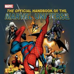 Official Handbook of the Marvel Universe