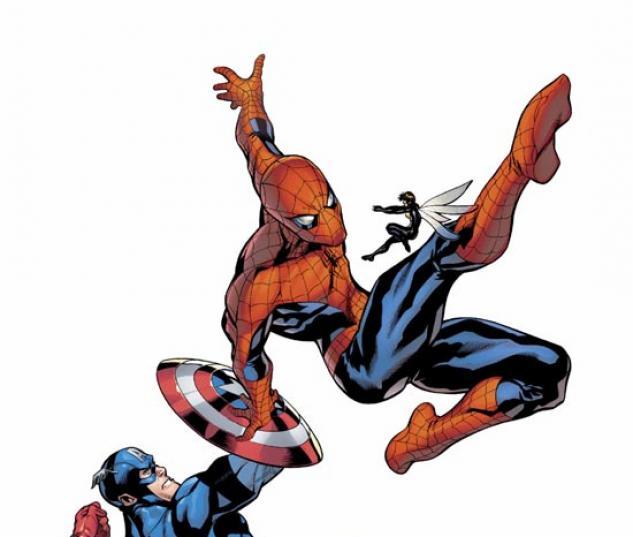 MARVEL KNIGHTS SPIDER-MAN (2003) #2 COVER