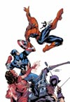 MARVEL KNIGHTS SPIDER-MAN (2003) #2 COVER