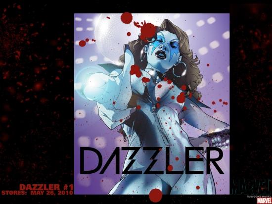 Dazzler (1981) #1 Wallpaper