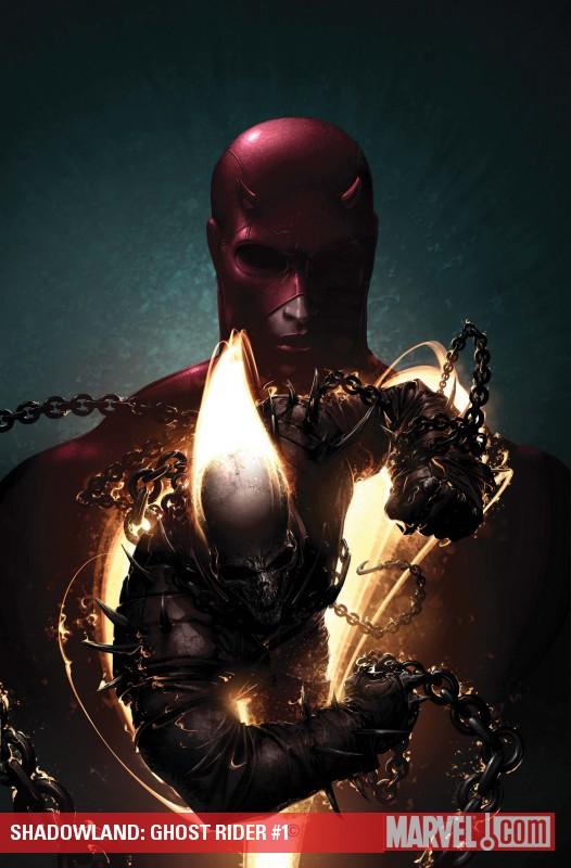 Shadowland: Ghost Rider (2010) #1
