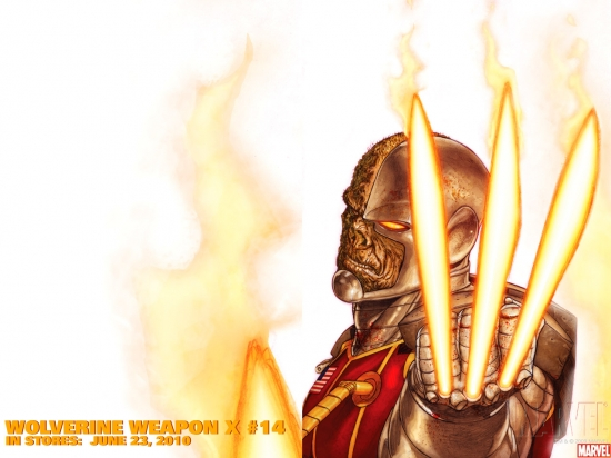 WOLVERINE WEAPON X #14