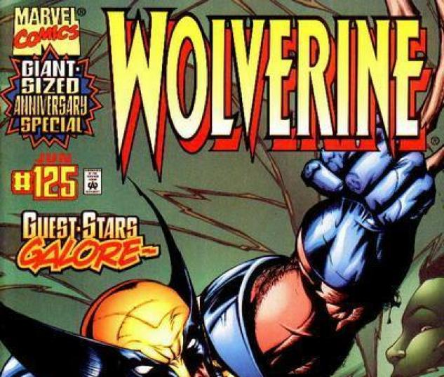 Wolverine (1988) #125 cover by Leinil Francis Yu