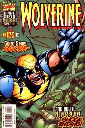 Wolverine (1988) #125
