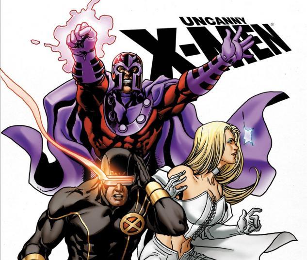 Uncanny X-Men (1963) #543, Variant