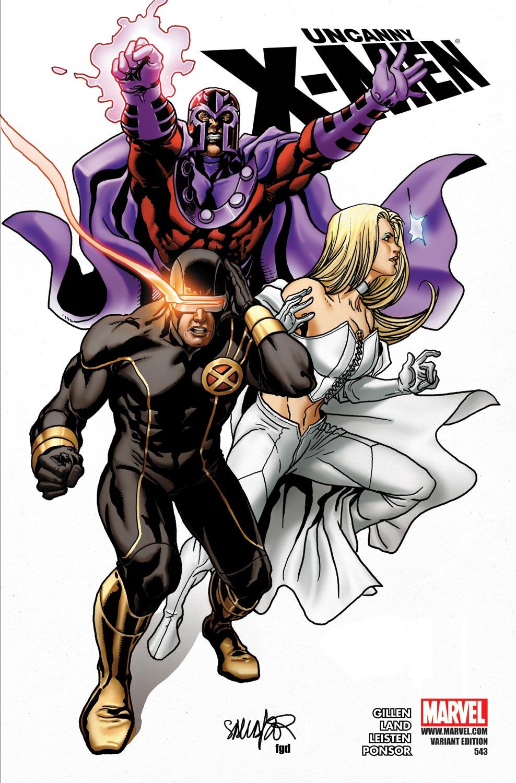 Uncanny X-Men (1963) #543 (Variant)