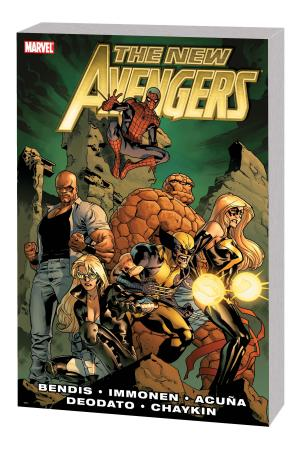 New Avengers by Brian Michael Bendis (Hardcover)