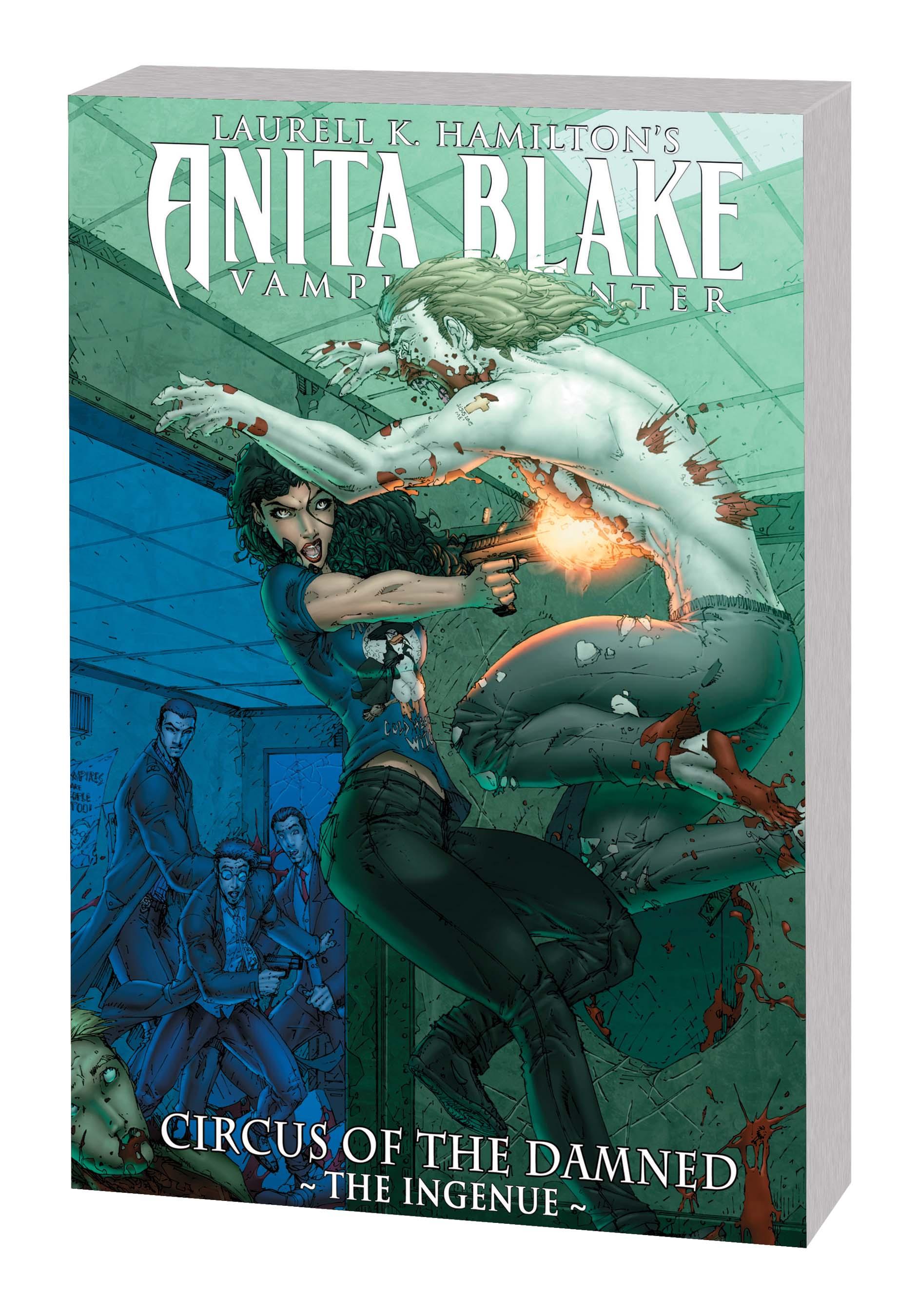 Anita Blake, Vampire Hunter: Circus of the Damned Book 2 - The Ingenue TPB (Trade Paperback)