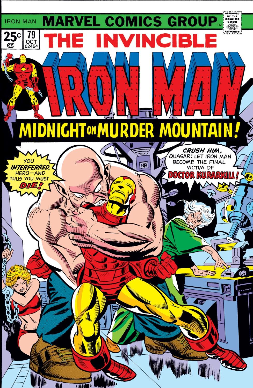 Iron Man (1968) #79
