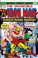 Iron Man (1968) #79 cover