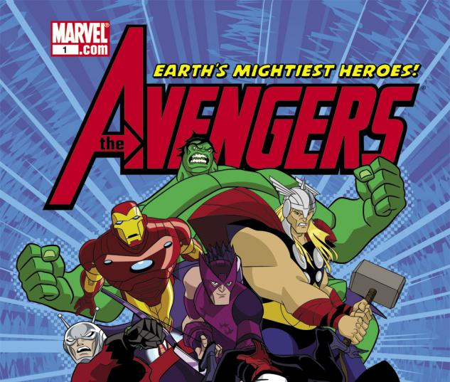 Avengers: Earth's Mightiest Heroes (2010) #1