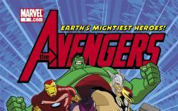 Avengers: Earth's Mightiest Heroes (2010) #1