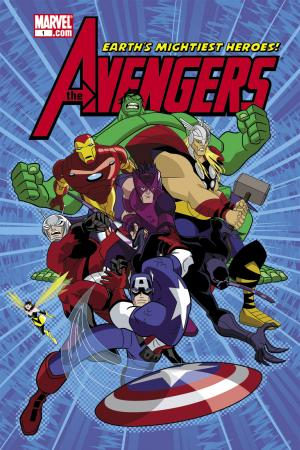 Avengers: Earth's Mightiest Heroes #1
