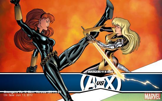 Avengers Vs. X-Men: Versus (2011) #3