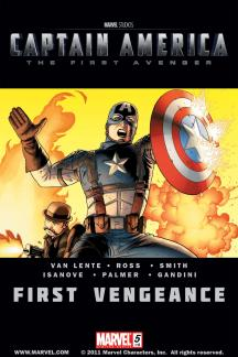 Captain America: First Vengeance #5