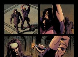 Secret Avengers (2013) #1 preview art by Luke Ross