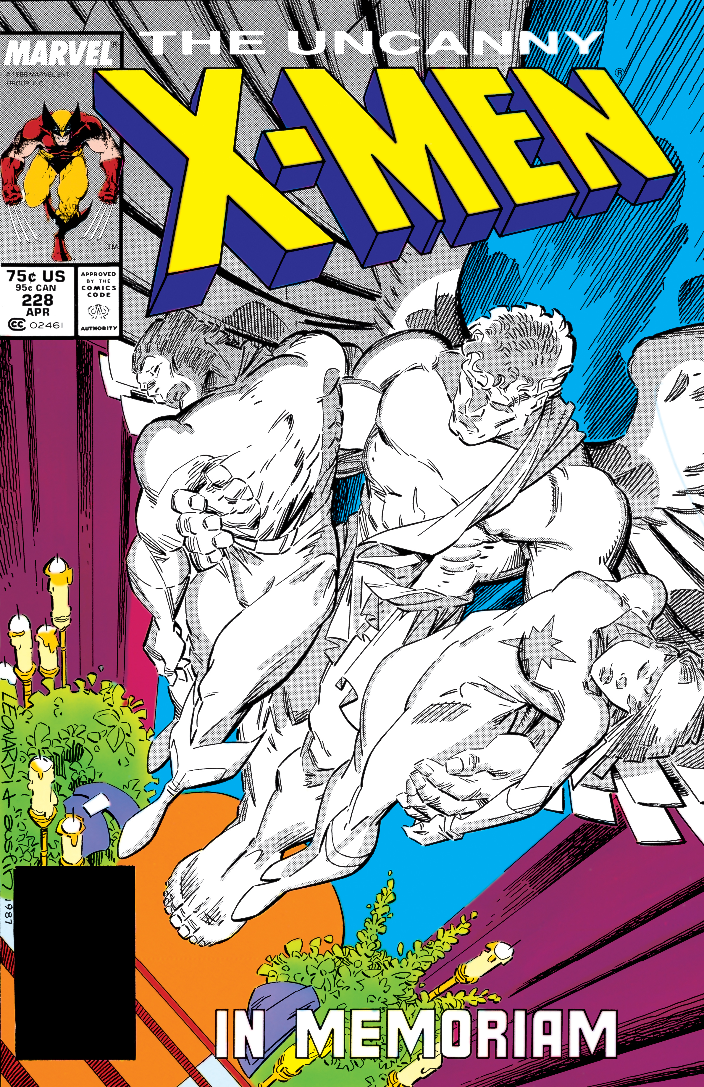 Uncanny X-Men (1963) #228