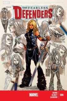 Fearless Defenders #8