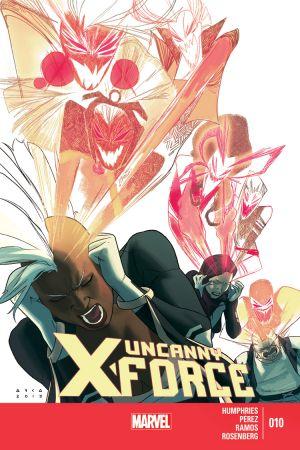 Uncanny X-Force (2013) #10