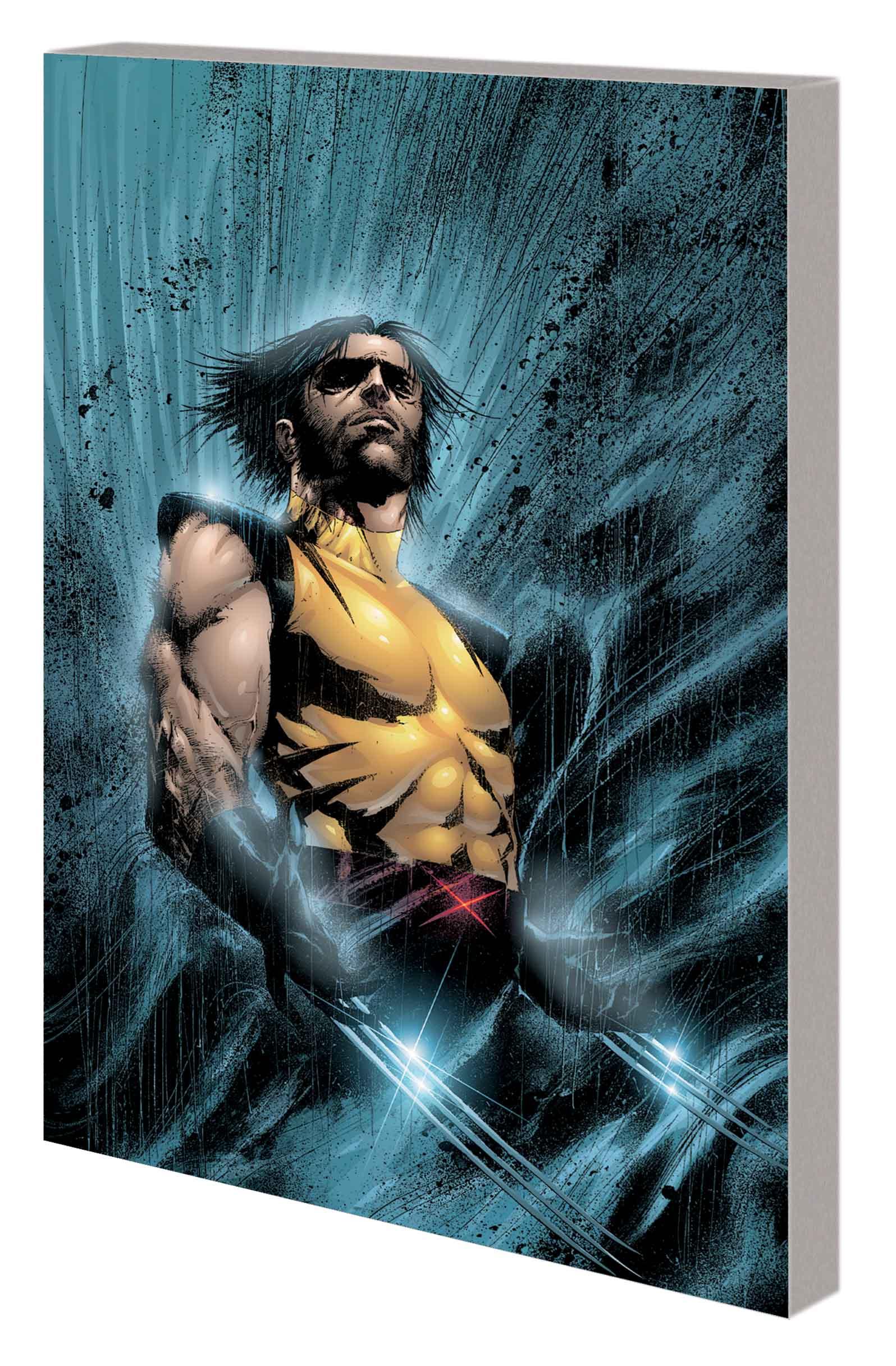 Wolverine: Blood Wedding (Trade Paperback)