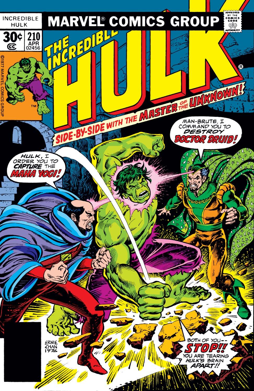 Incredible Hulk (1962) #210