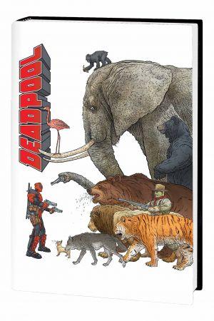 Deadpool by Posehn & Duggan (Hardcover)