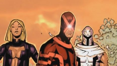 Marvel AR: Uncanny X-Men #4 Cover Recap