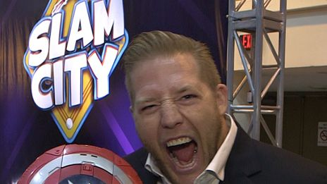 Marvel at WrestleMania XXX: Jack Swagger