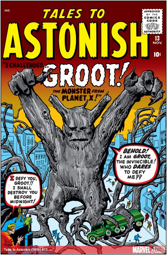 Tales to Astonish (1959) #13