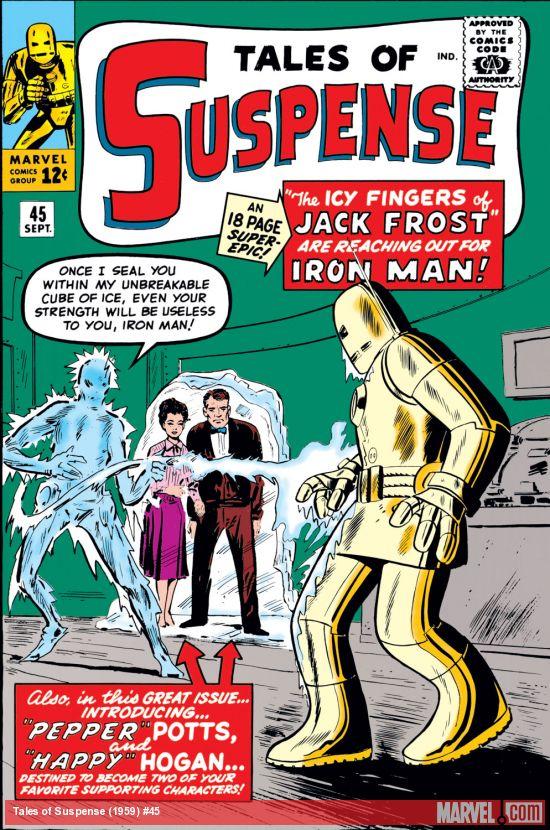 Tales of Suspense (1959) #45