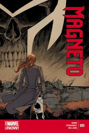 Magneto (2014) #5